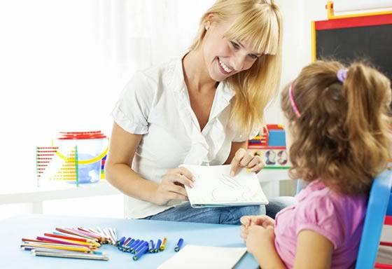 Kindertherapie behandlung Ergotherapie
