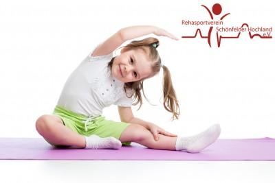 Kinder Yoga Vereinssport