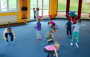 Sportkurs Kindersport Physiomed Therapiezentrum Rehasportverein Schönfelder Hochland e.V.