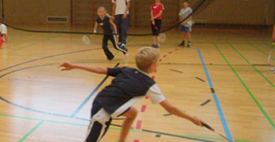 Badminton für Kinder -Grundschule Schönfeld