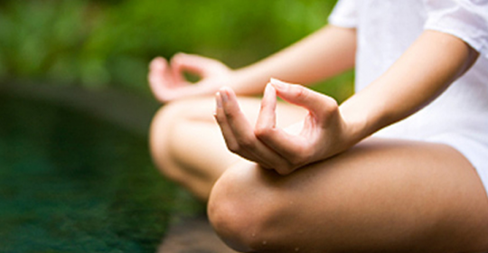 Yoga Präventionskurs für Anfänger