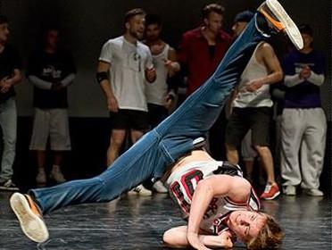 Break Dance für Kinder und Jugendliche